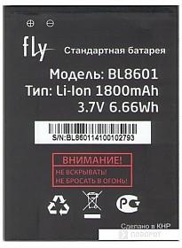 Аккумулятор для телефона Fly BL8601