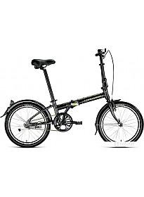 Велосипед Forward Enigma 20 1.0 2021 (черный)