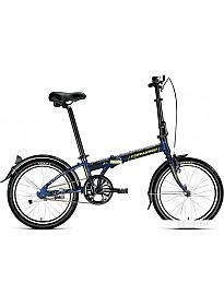 Велосипед Forward Enigma 20 1.0 2021 (синий)