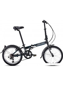 Велосипед Forward Enigma 20 2.0 2021 (черный)