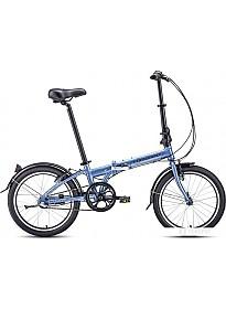 Велосипед Forward Enigma 20 3.0 2021 (голубой)