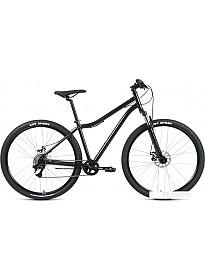 Велосипед Forward Sporting 29 2.2 disc р.17 2021 (черный)