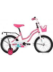 Детский велосипед Novatrack Tetris 12 2020 121TETRIS.PN20 (розовый/белый)