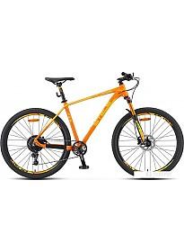 Велосипед Stels Navigator 770 D 27.5 V010 р.17 2020 (оранжевый)