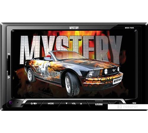 USB-магнитола Mystery MDD-7005 фото и картинки на Povorot.by