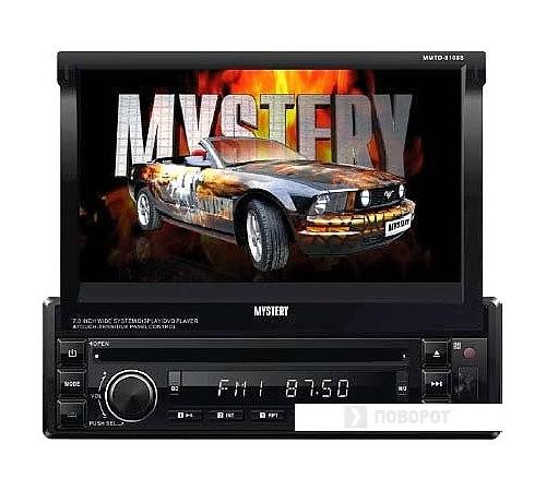 СD/DVD-магнитола Mystery MMTD-9108S фото и картинки на Povorot.by