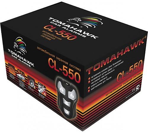 Автосигнализация Tomahawk CL-550 фото и картинки на Povorot.by