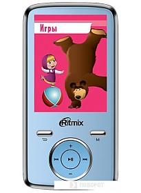 MP3 плеер Ritmix RF-7650M (4 Gb)