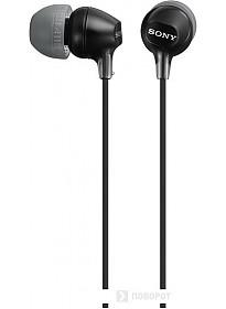Наушники Sony MDR-EX15LP (черный)