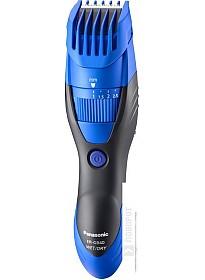 Машинка для стрижки Panasonic ER-GB40 (черный/синий)