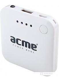 Портативное зарядное устройство ACME PB01