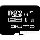 Карта памяти QUMO microSDHC (UHS-1) 16GB (QM16GMICSDHC10U1) фото и картинки на Povorot.by