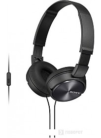 Наушники Sony MDR-ZX310AP (черный)