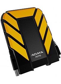 Внешний жесткий диск A-Data DashDrive Durable HD710 1TB Yellow (AHD710-1TU3-CYL)