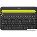 Клавиатура Logitech Bluetooth Multi-Device Keyboard K480 Black (920-006368) фото и картинки на Povorot.by