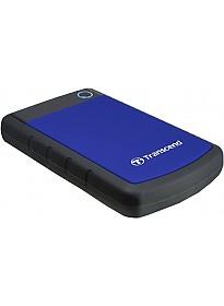 Внешний жесткий диск Transcend StoreJet 25H3B 1TB (TS1TSJ25H3B)