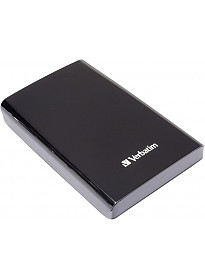 Внешний жесткий диск Verbatim Store 'n' Go USB 3.0 1TB Black (53023)
