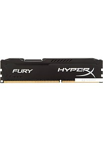 Оперативная память Kingston HyperX Fury Black 8GB DDR3 PC3-14900 (HX318C10FB/8)