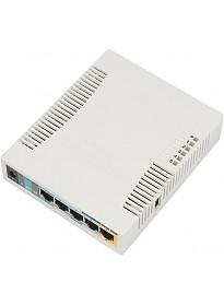 Беспроводной маршрутизатор Mikrotik RouterBOARD 951Ui-2HnD