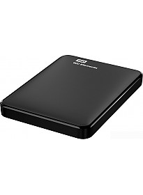 Внешний жесткий диск WD Elements Portable 2TB (WDBU6Y0020BBK)