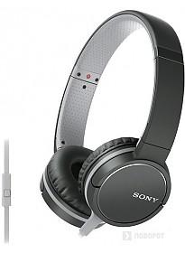 Наушники Sony MDR-ZX660AP (черный)