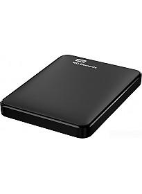 Внешний жесткий диск WD Elements Portable 1TB (WDBUZG0010BBK)